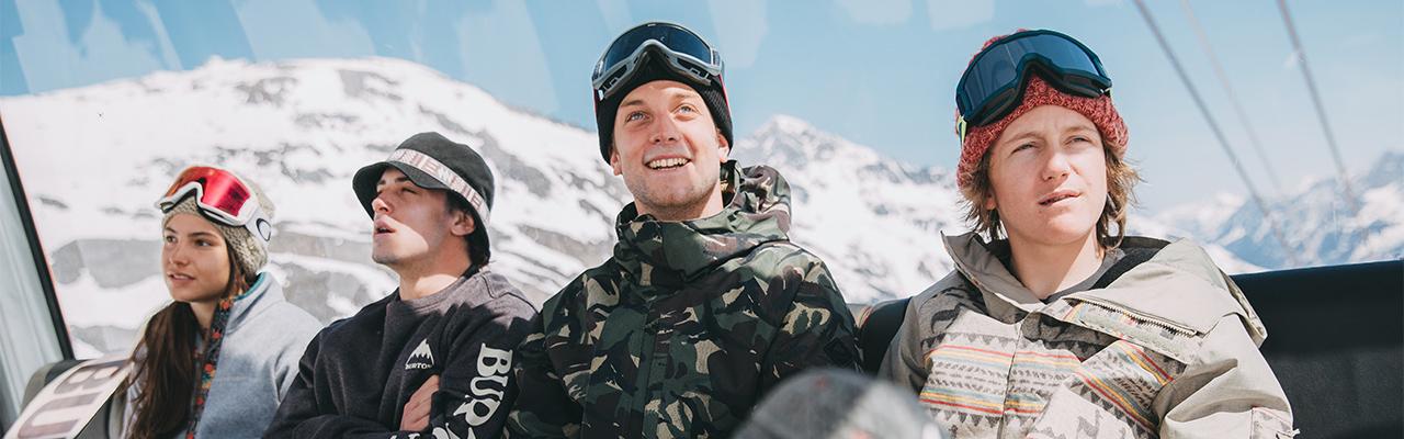 Corso giornaliero snowboard