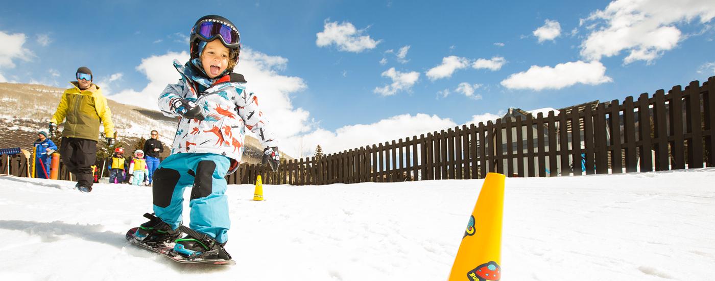 Snowboard a che età iniziare