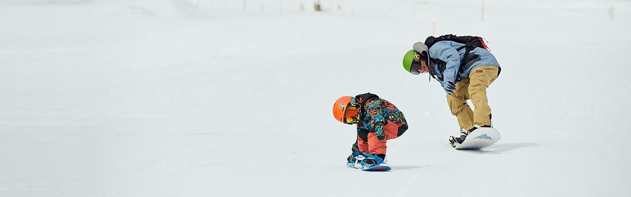 Corso mattina snowboard