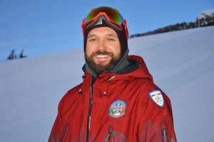 Michele maestro di snowboard