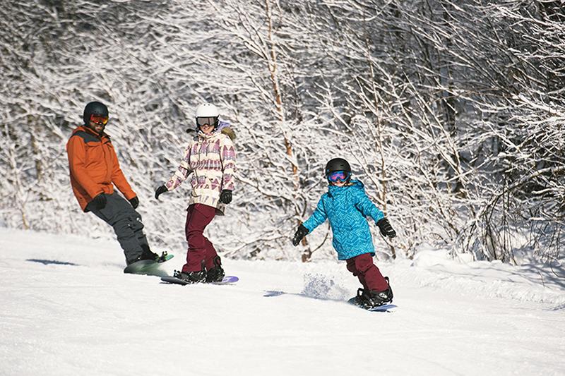 Corso principianti snowboard