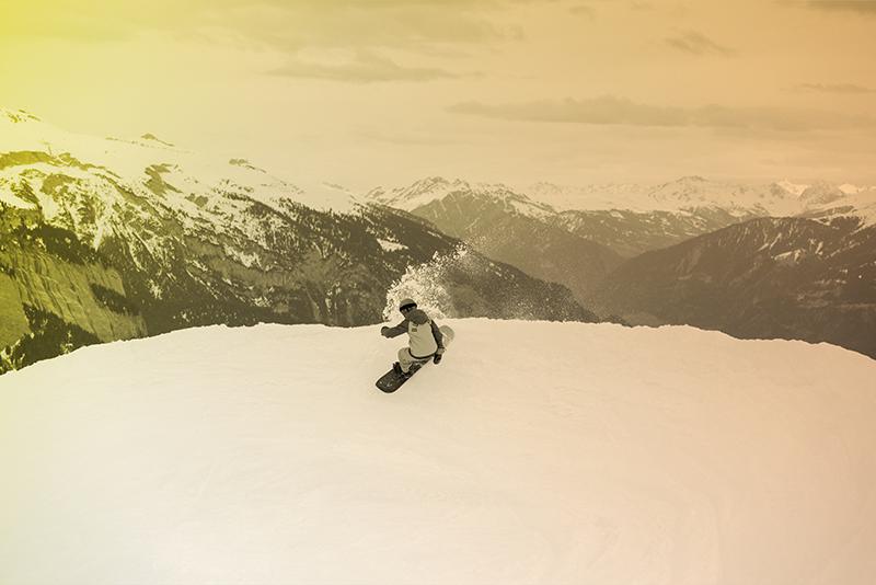 Snowboard Camp Cortina d'Ampezzo